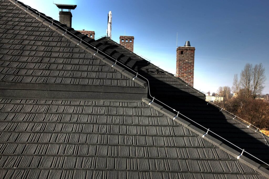 Metal Tile Roof-Tallahassee Metal Roof Installation & Repair Contractors