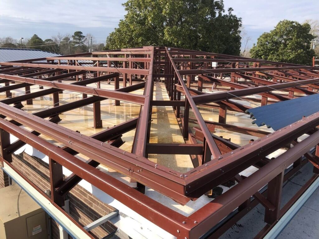 Re-roofing (Retrofitting) Metal Roofs-Tallahassee Metal Roof Installation & Repair Contractors